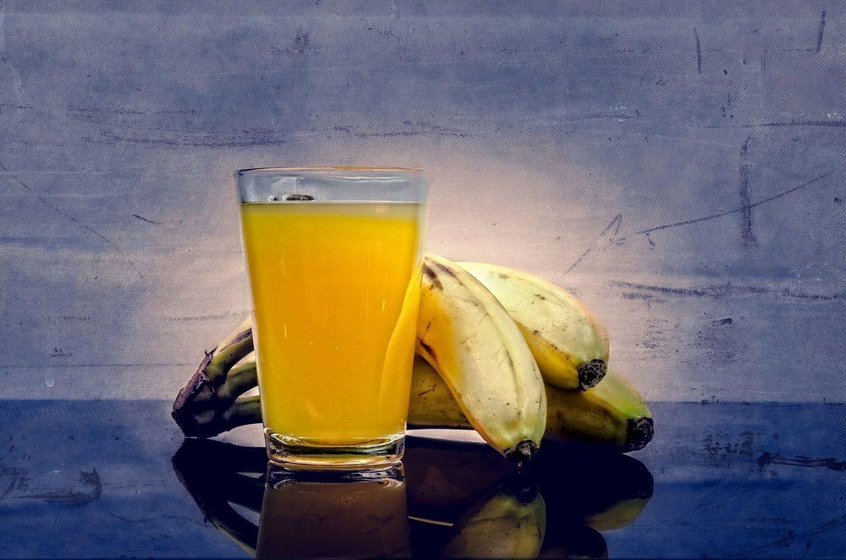 bevanda alle banane
