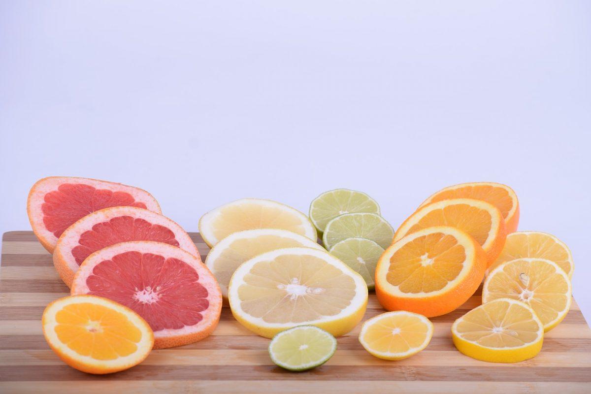 centrifugato limone pompelmo