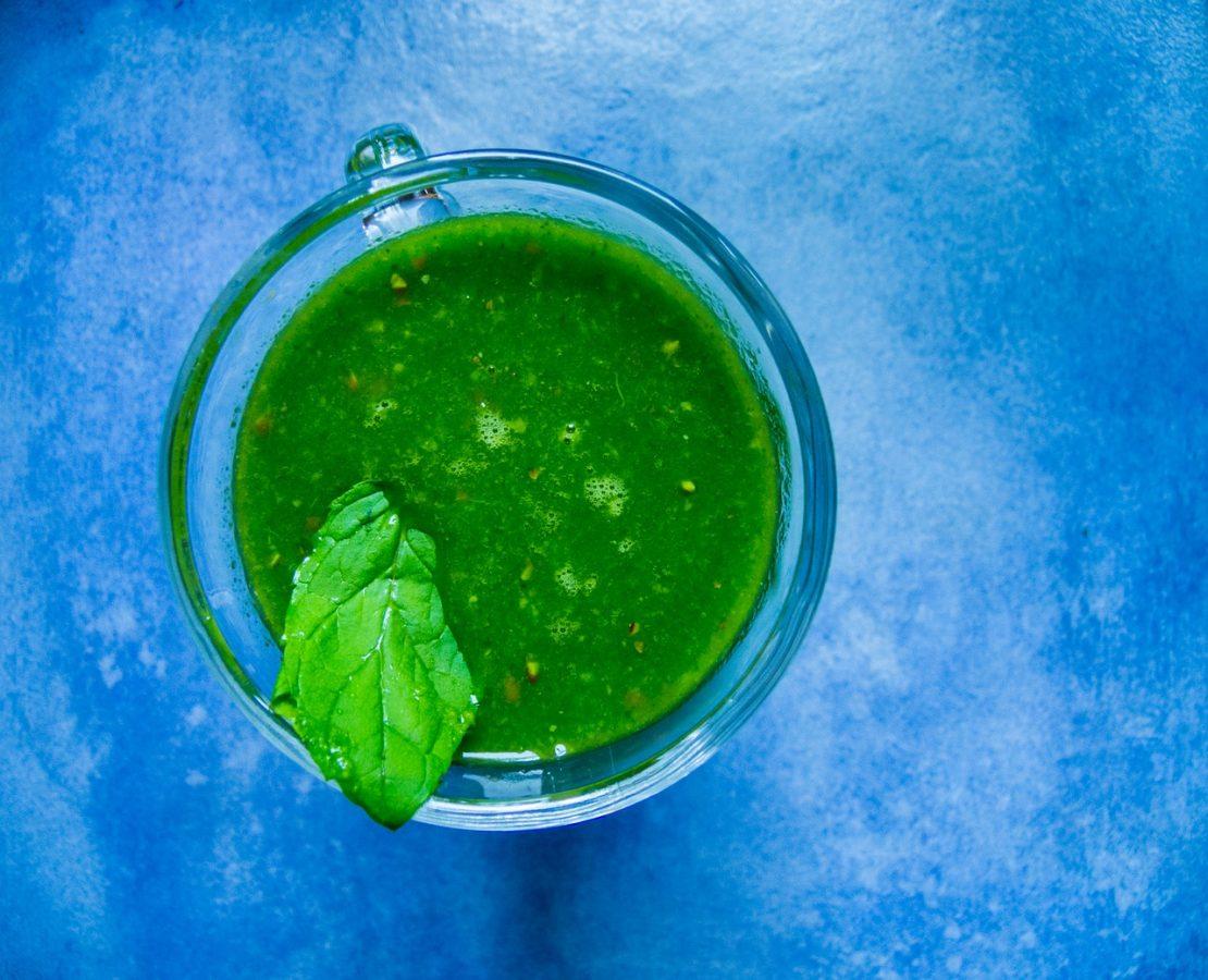 estratto spinaci