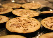 frittata di melanzane al forno light