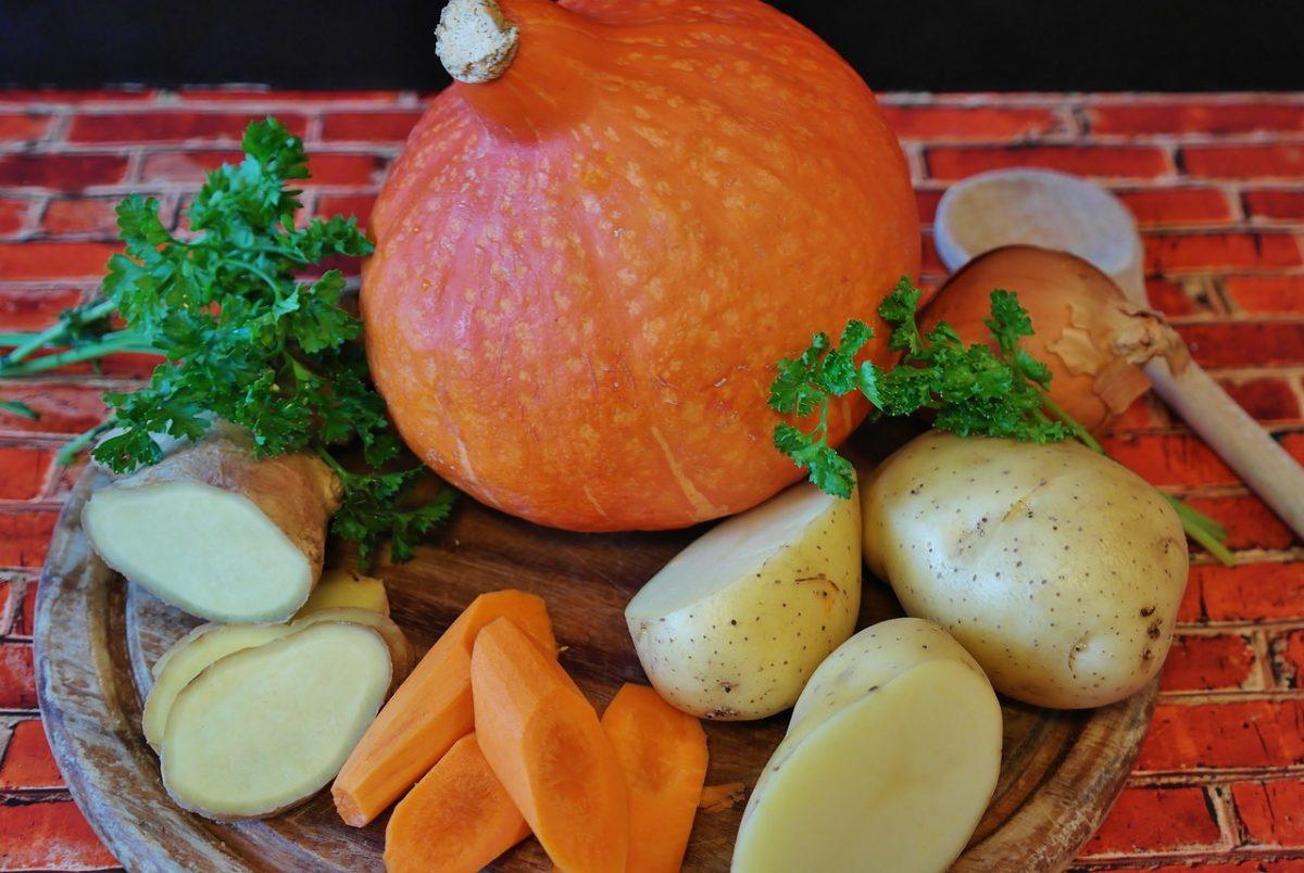 ingredienti zuppa di zucca