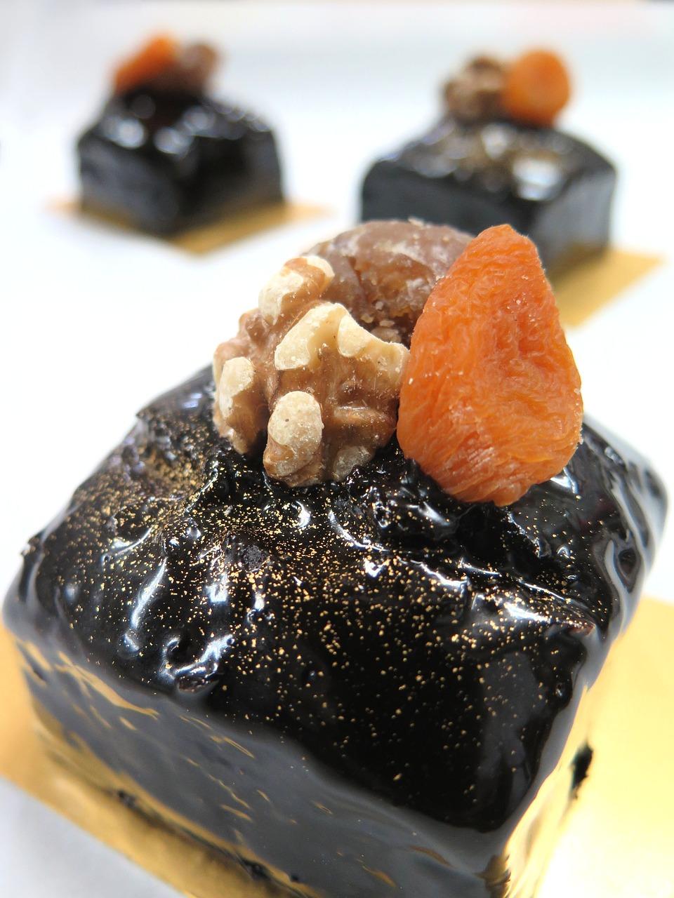 semifreddo cioccolato castagne
