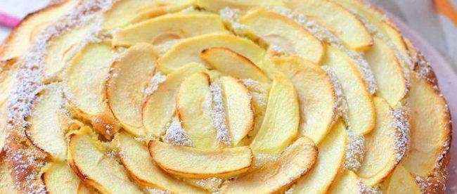 torta di mele ottobre