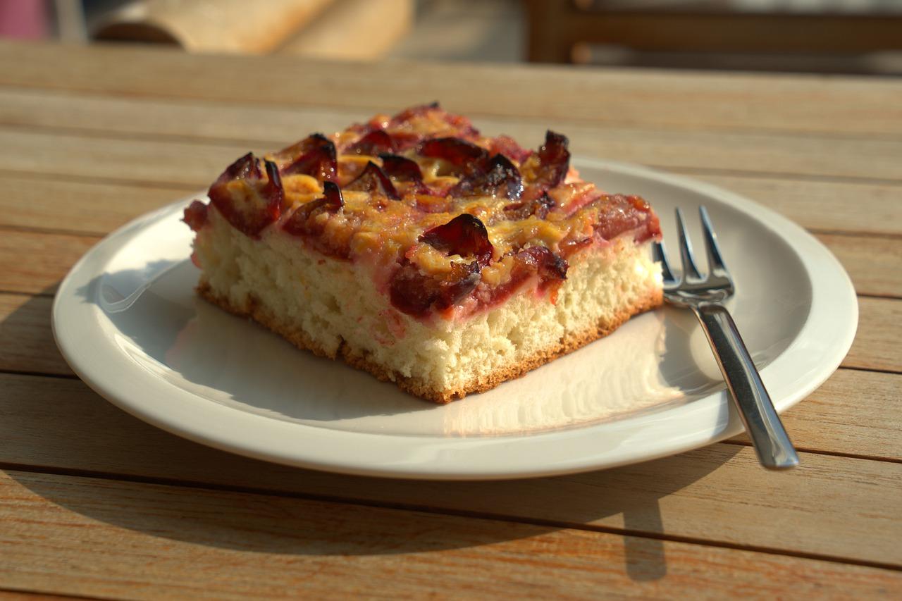 torta di prugne tedesca bimby