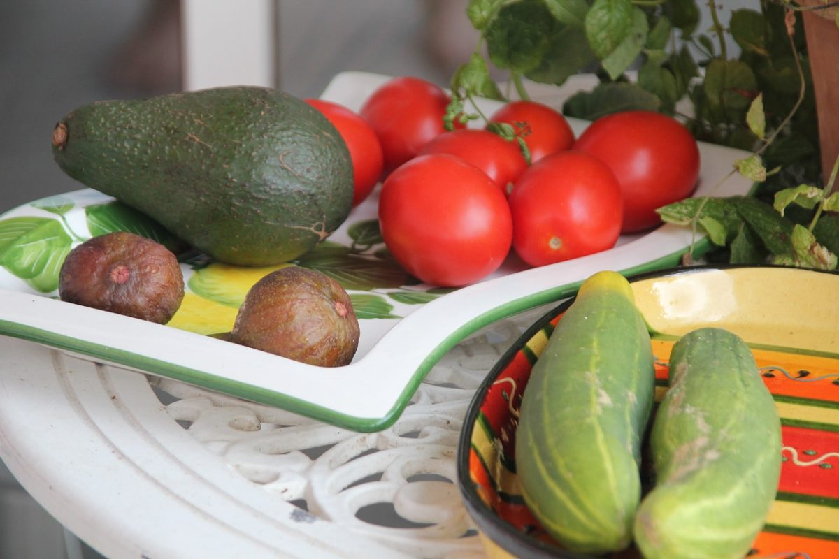 zucchine avocado