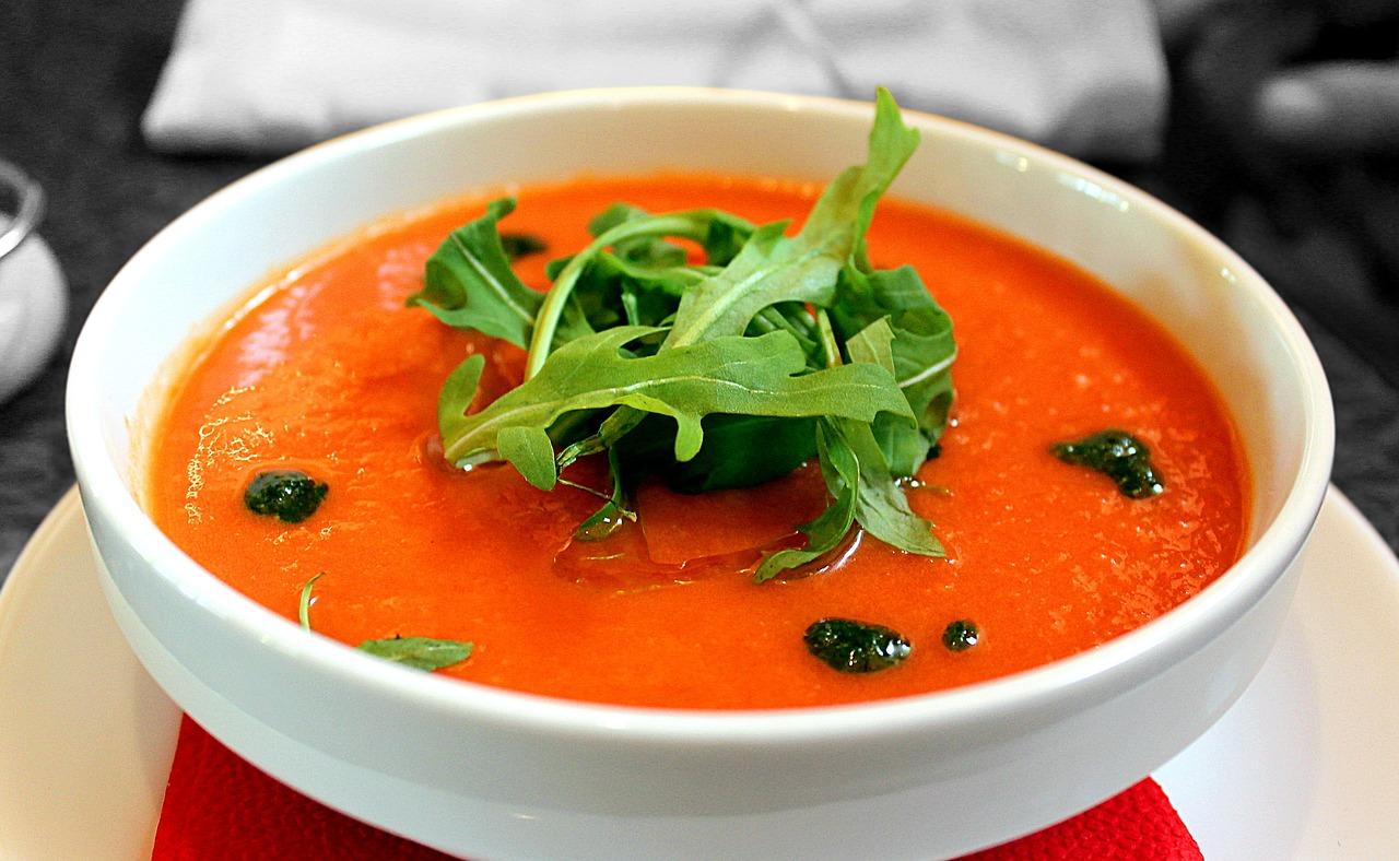 zuppa depurativa