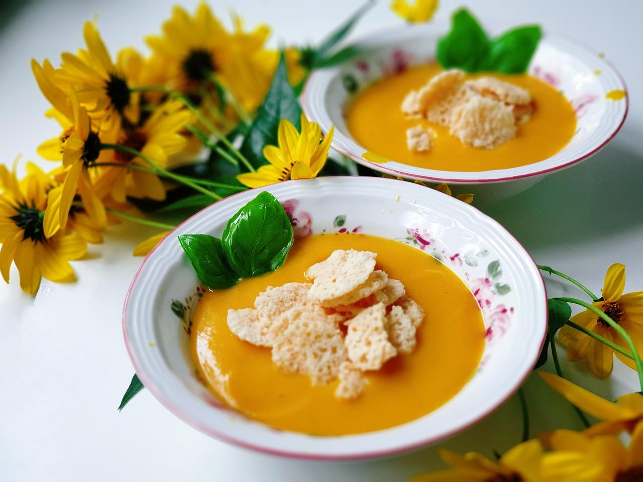 zuppa di zucca bimby tm5