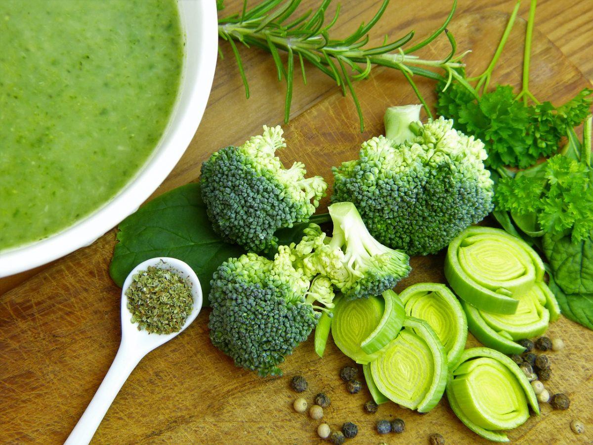 calorie passato di verdure