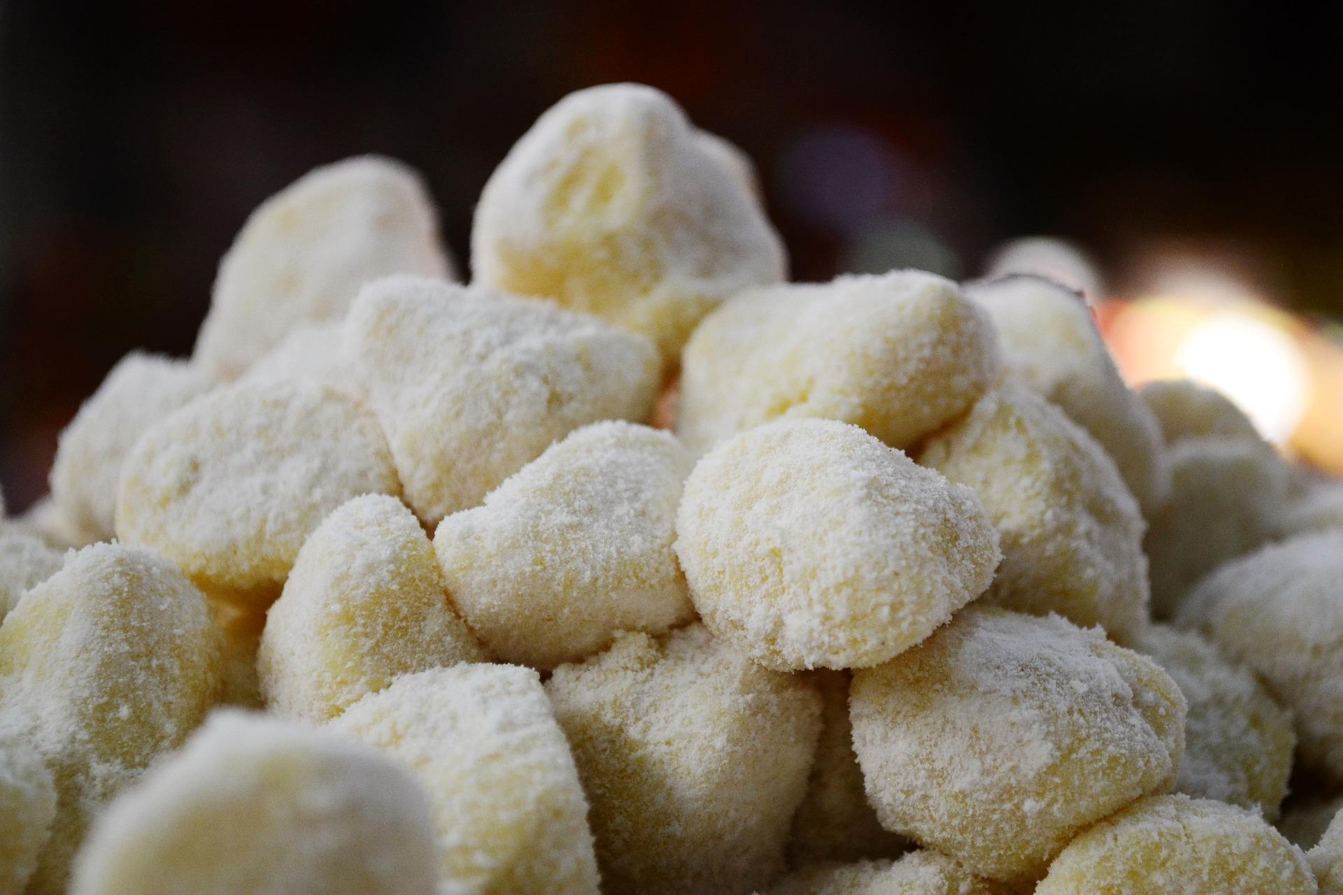 Gnocchi di castagne fresche