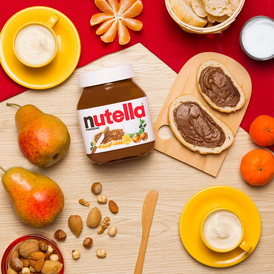 Nutella Biscuits Nutella