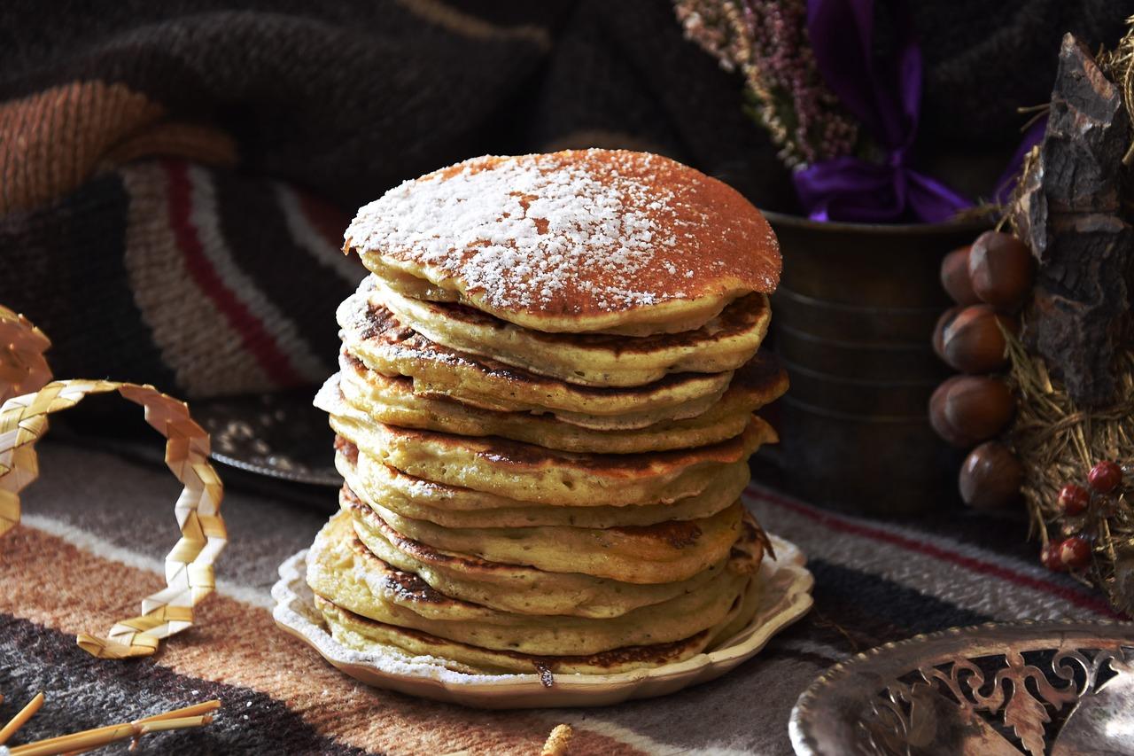 Come fare i pancakes: la ricetta