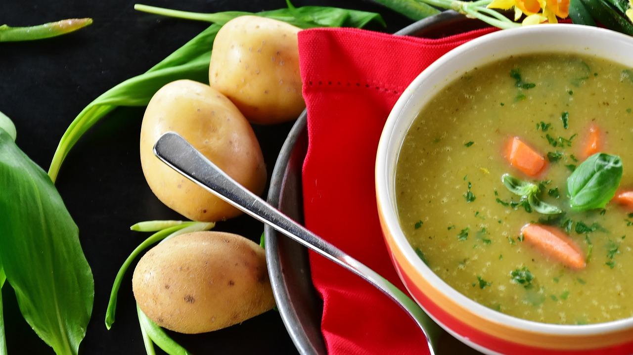 passato di verdure ricetta semplice
