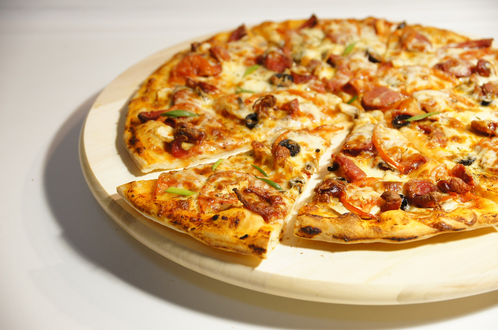 Pietra refrattaria per pizza: come si usa
