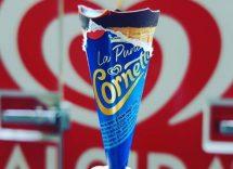 punta cornetto algida snack