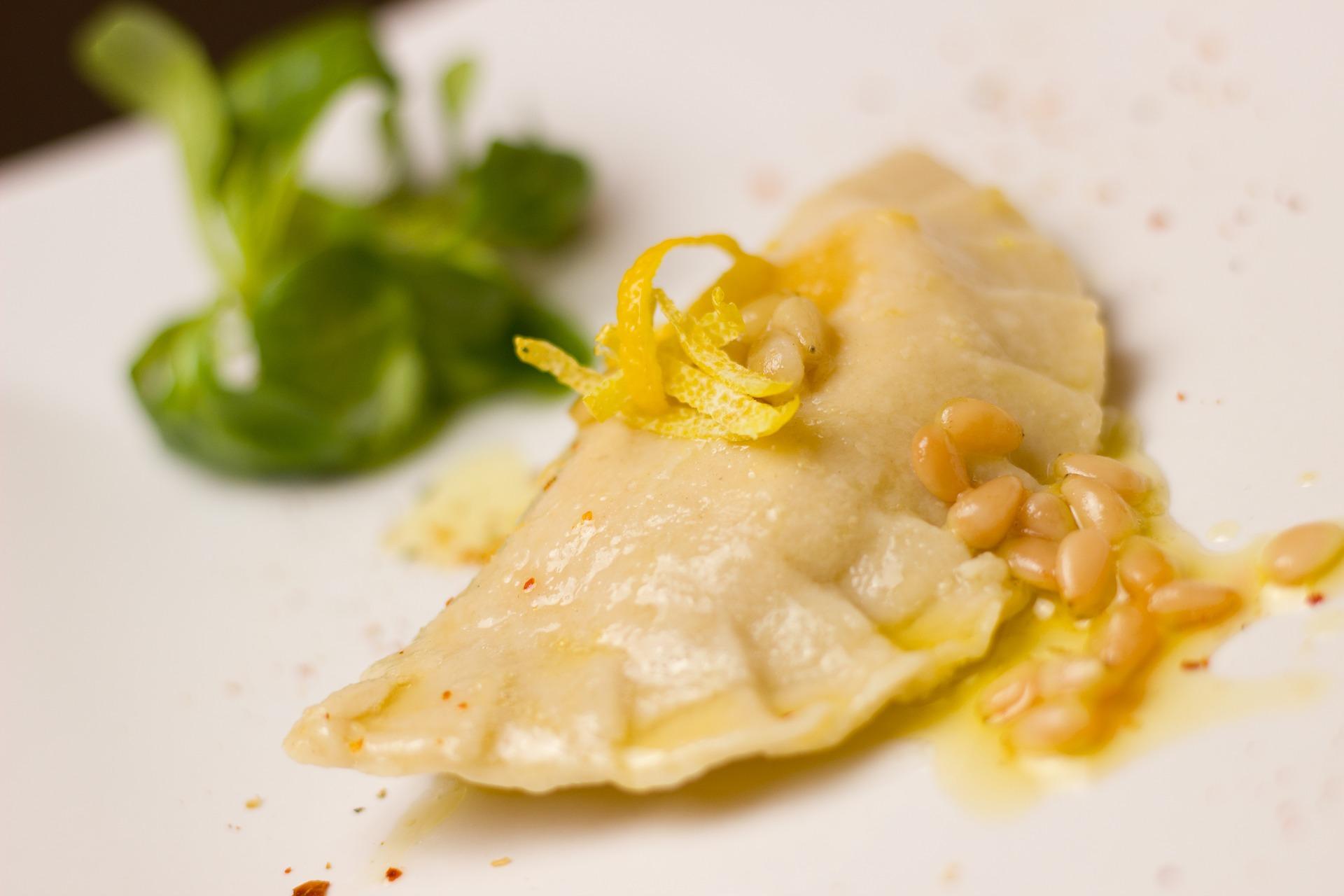 Ravioli di pesce spada: una ricetta light
