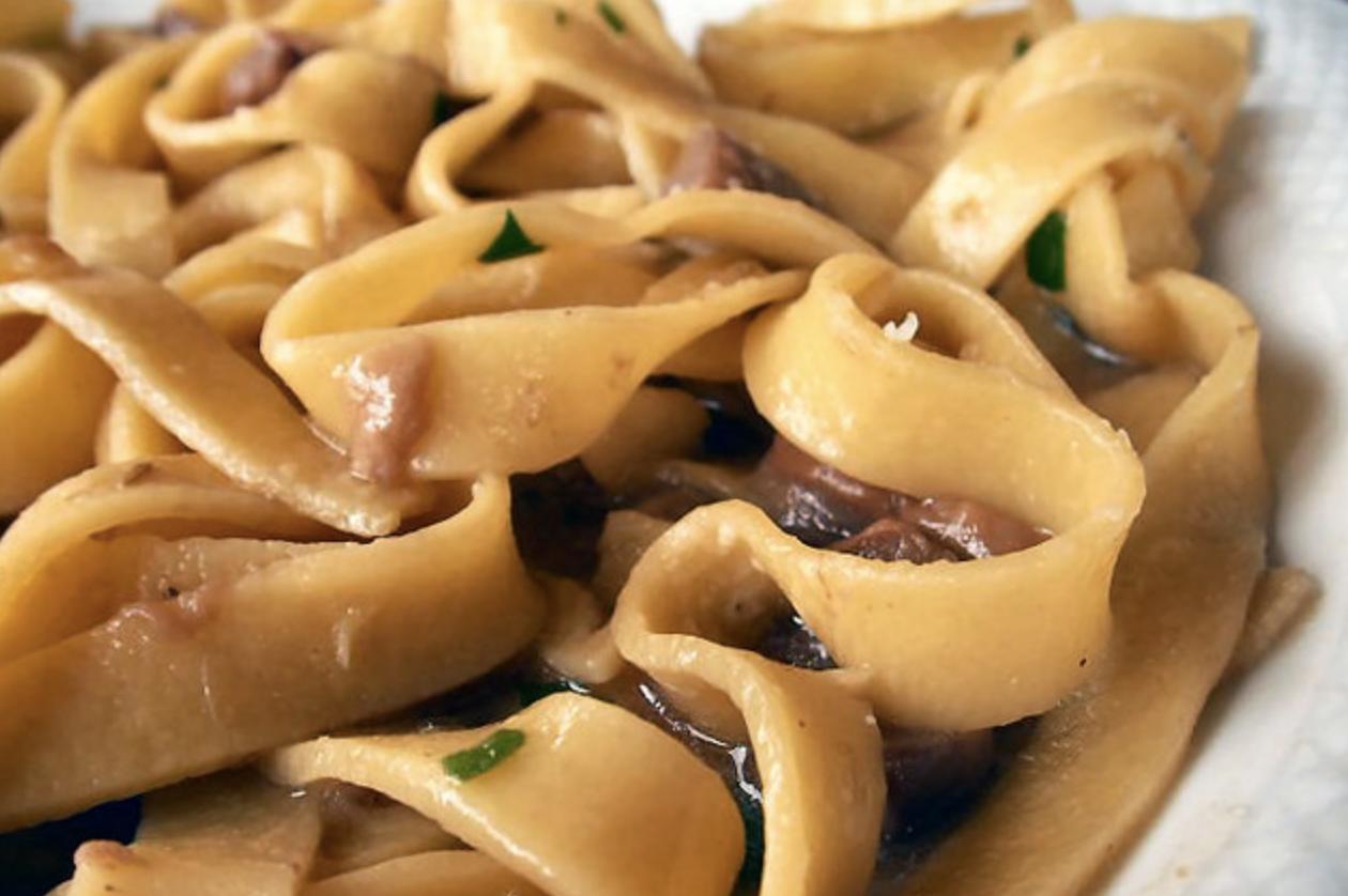 ricette con i funghi porcini freschi trifolati