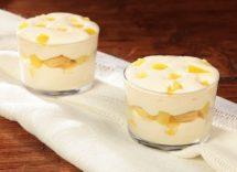 Come fare un tiramisù all'ananas light: la ricetta