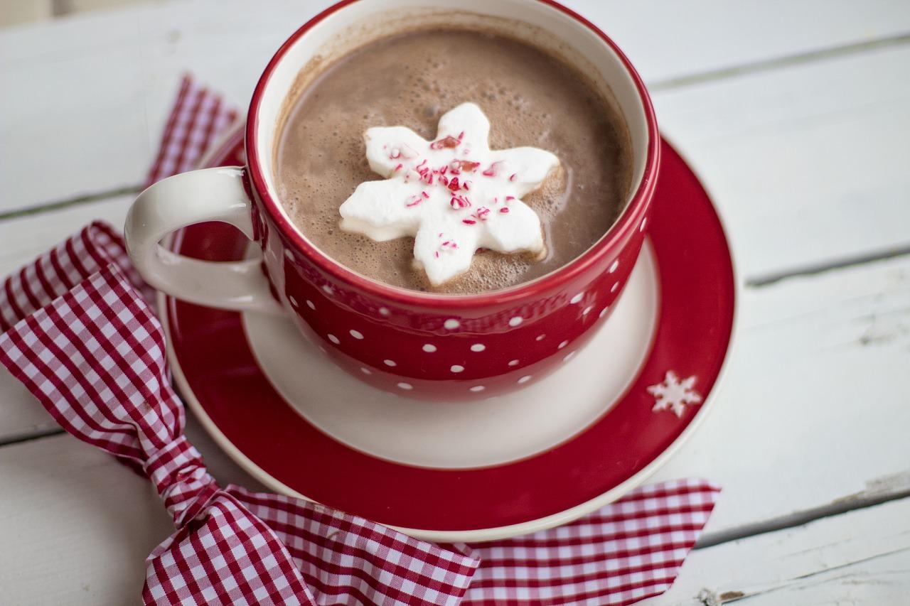cioccolata calda ricetta light
