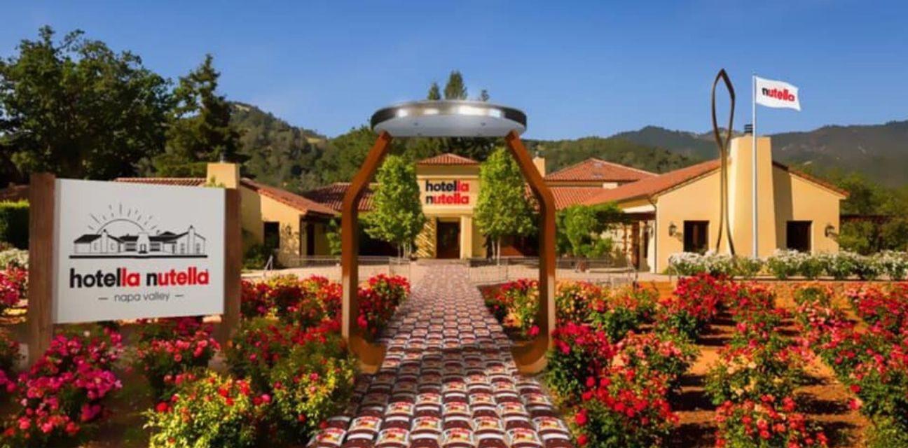 Hotel Nutella in California