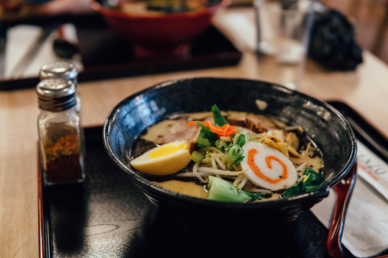 Ramen noodles ricetta