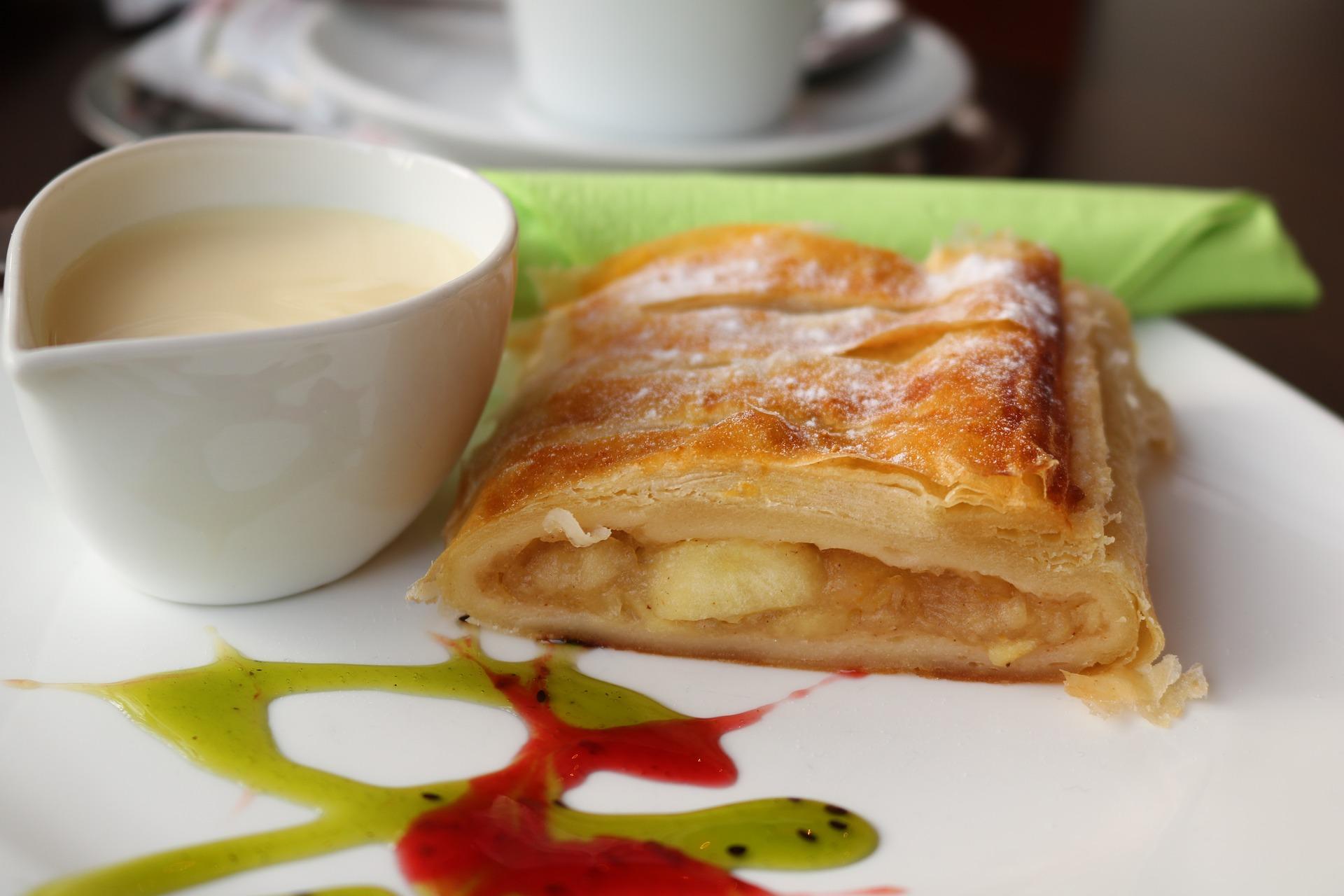 Strudel di mele senza glutine e senza lattosio: la ricetta per tutti