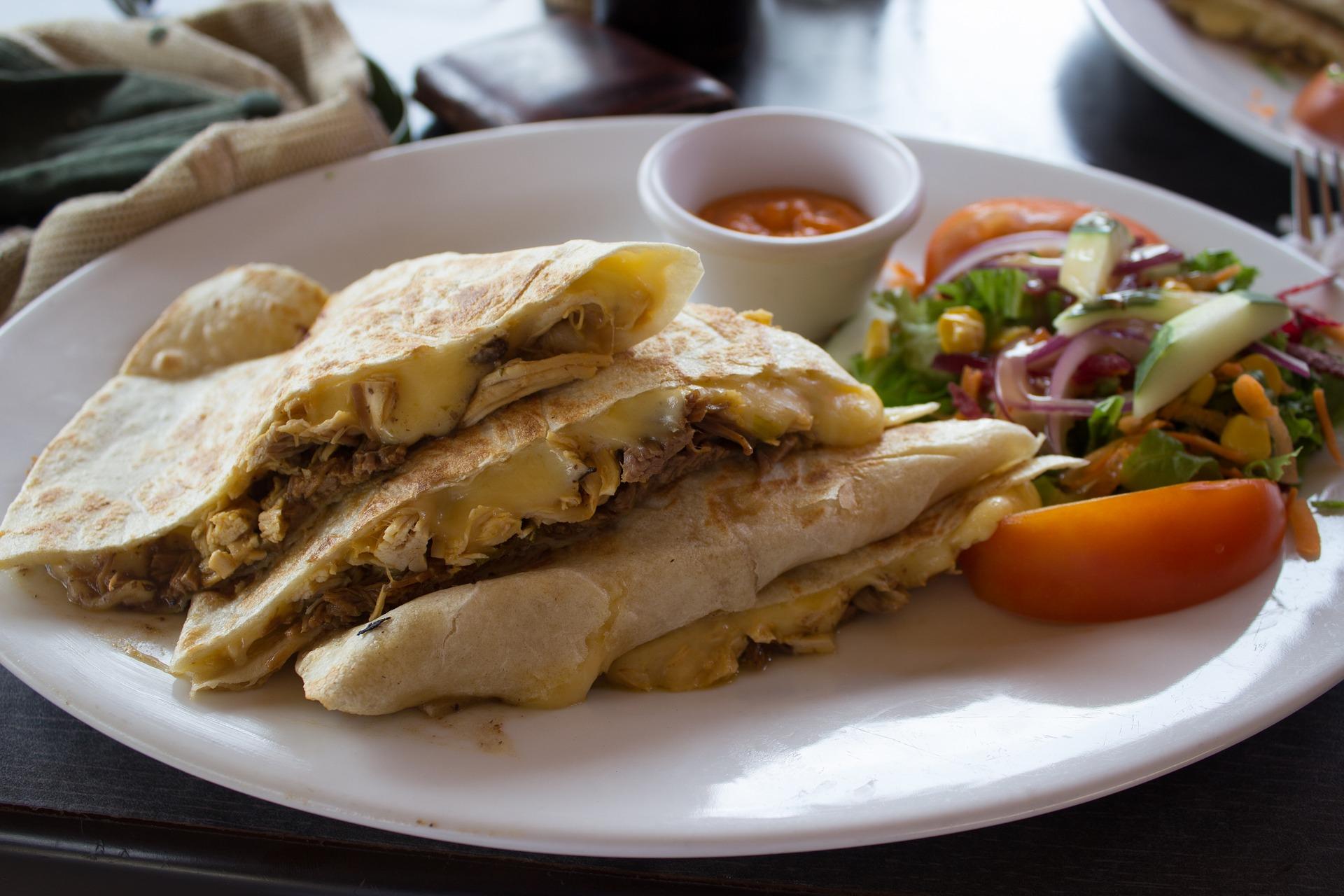 Tortillas messicane come farcirle