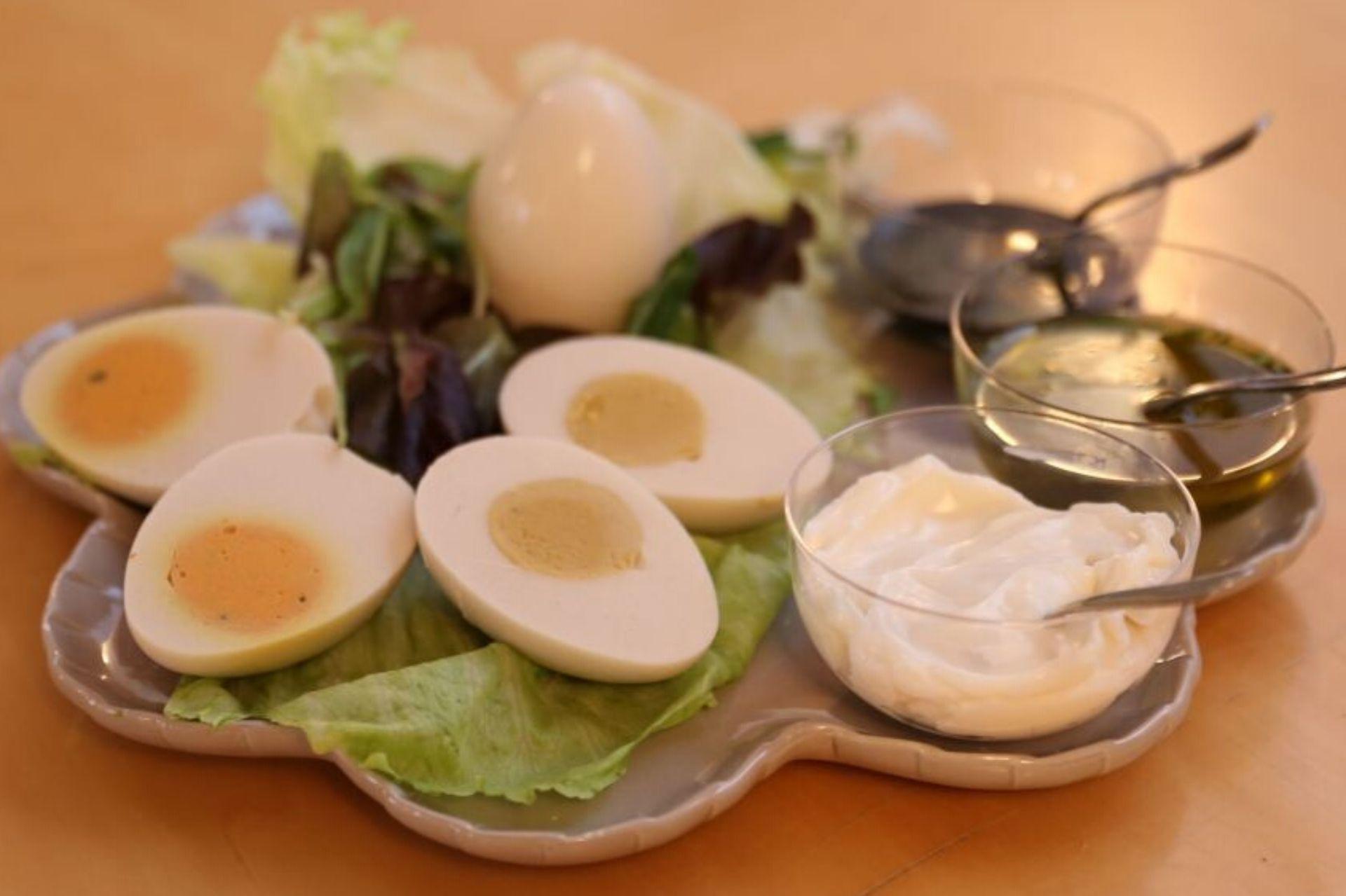 uovo vegetale