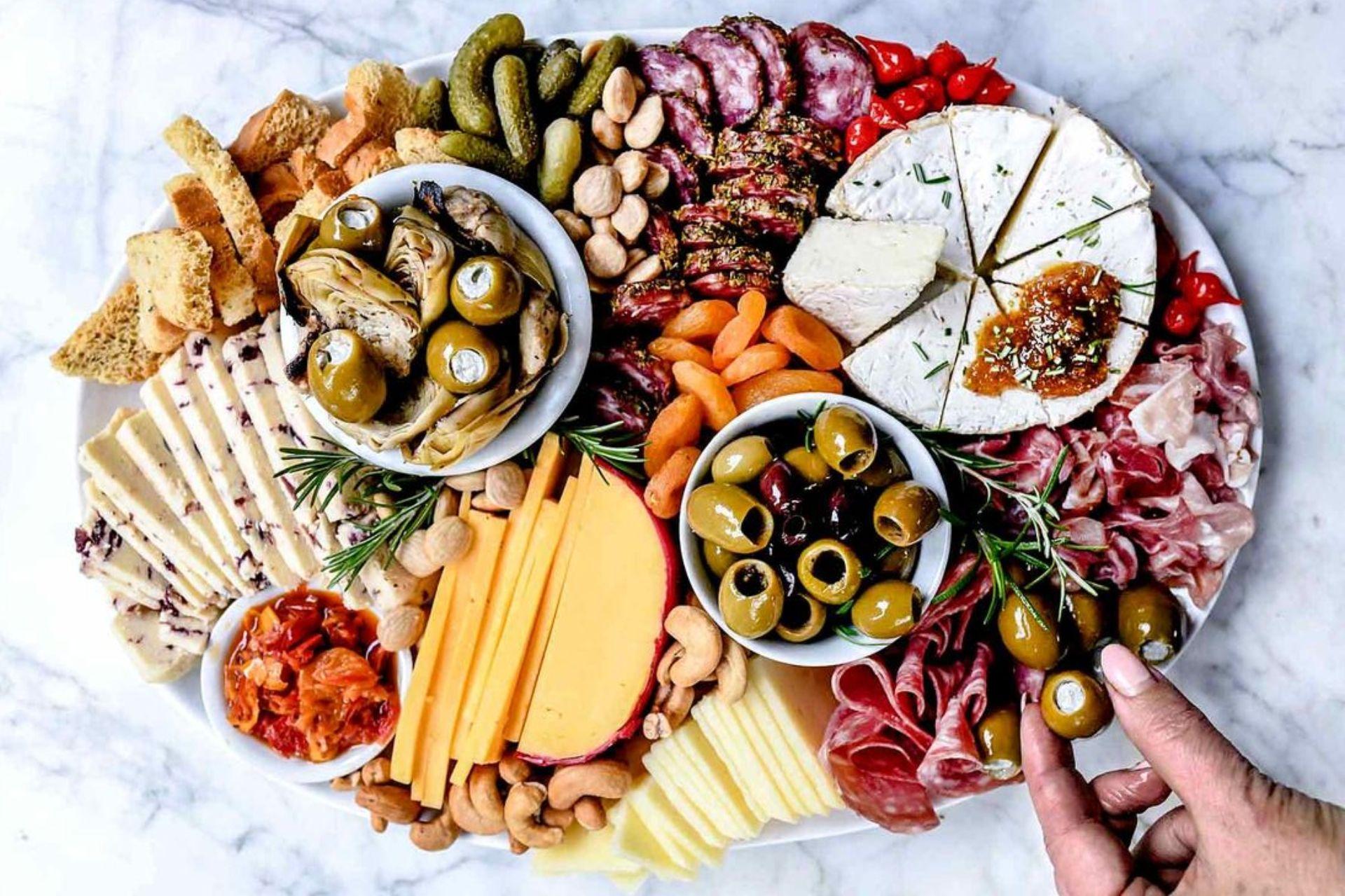 Antipasti Per Cena Di Natale.Antipasti Di Natale E Capodanno Idee Sfiziose Per Le Feste Food Blog
