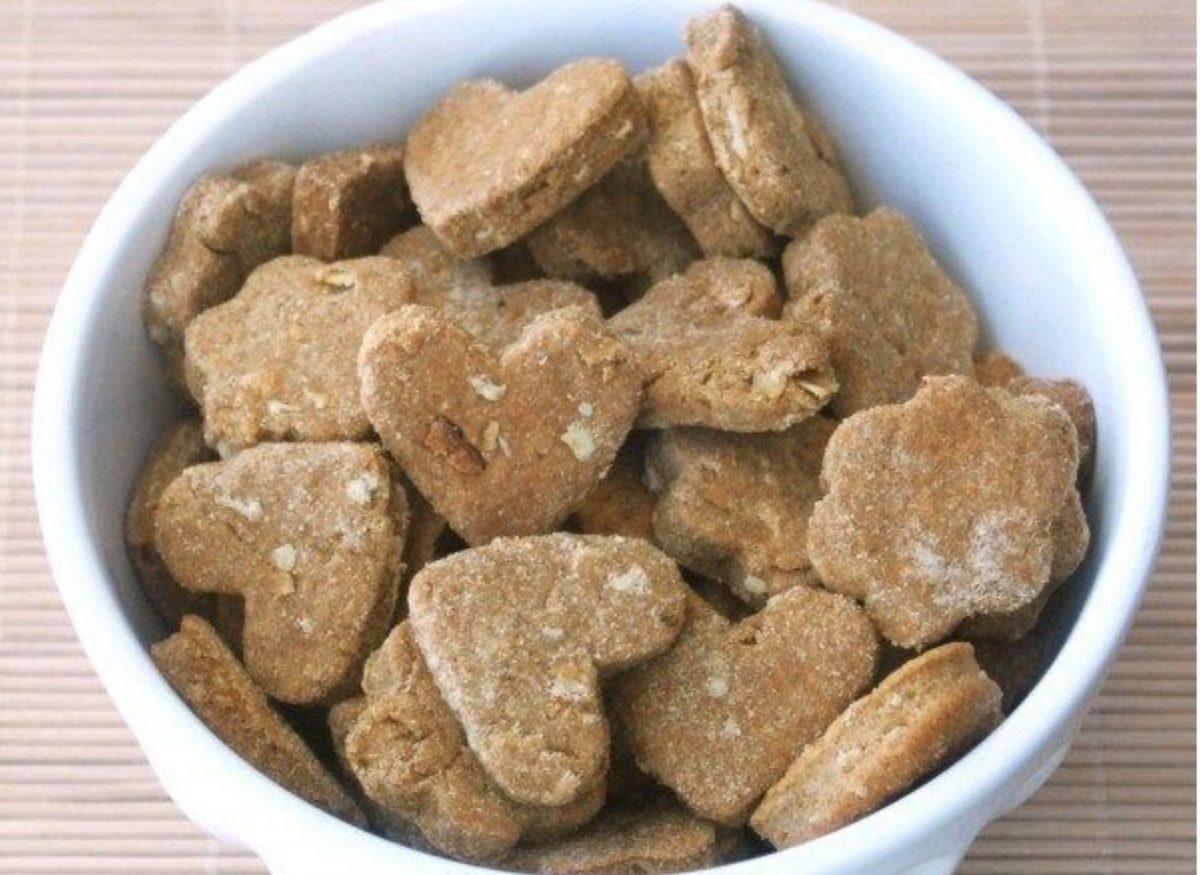 biscotti proteici per cani