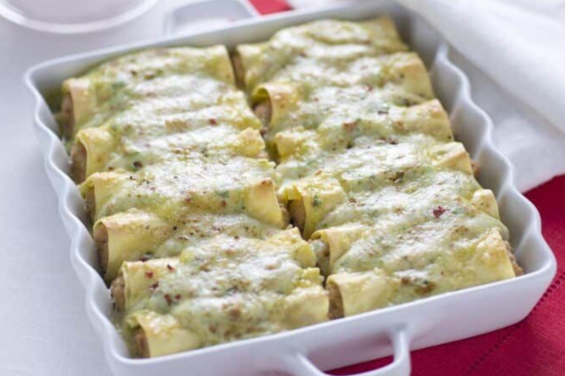 Cannelloni per la Vigilia di Natale: 4 ricette appetitose