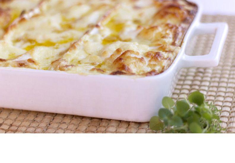lasagne con il ragù bianco