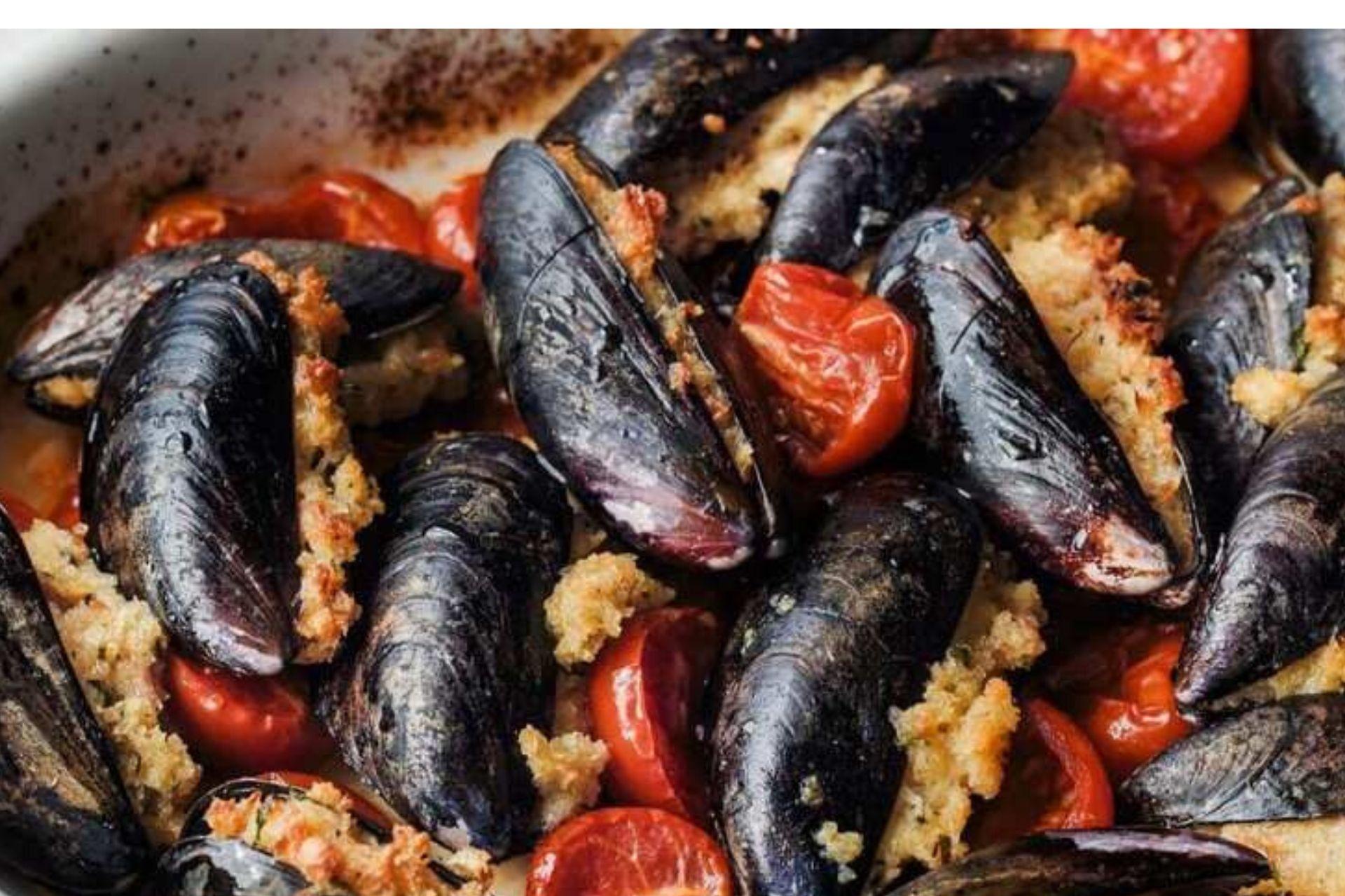 Ricetta cozze ripiene di tonno