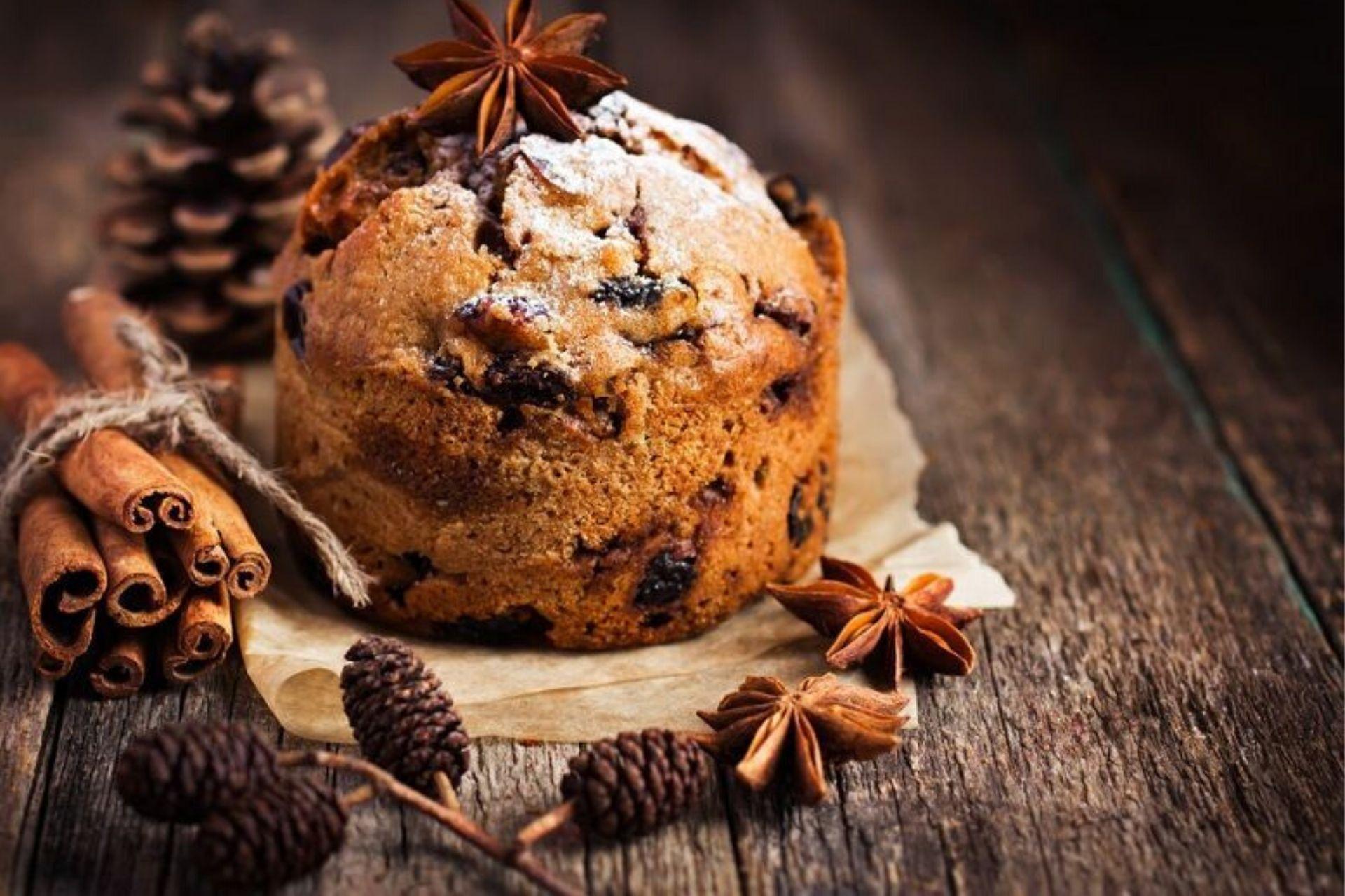 Ricetta del panettone di Natale senza glutine