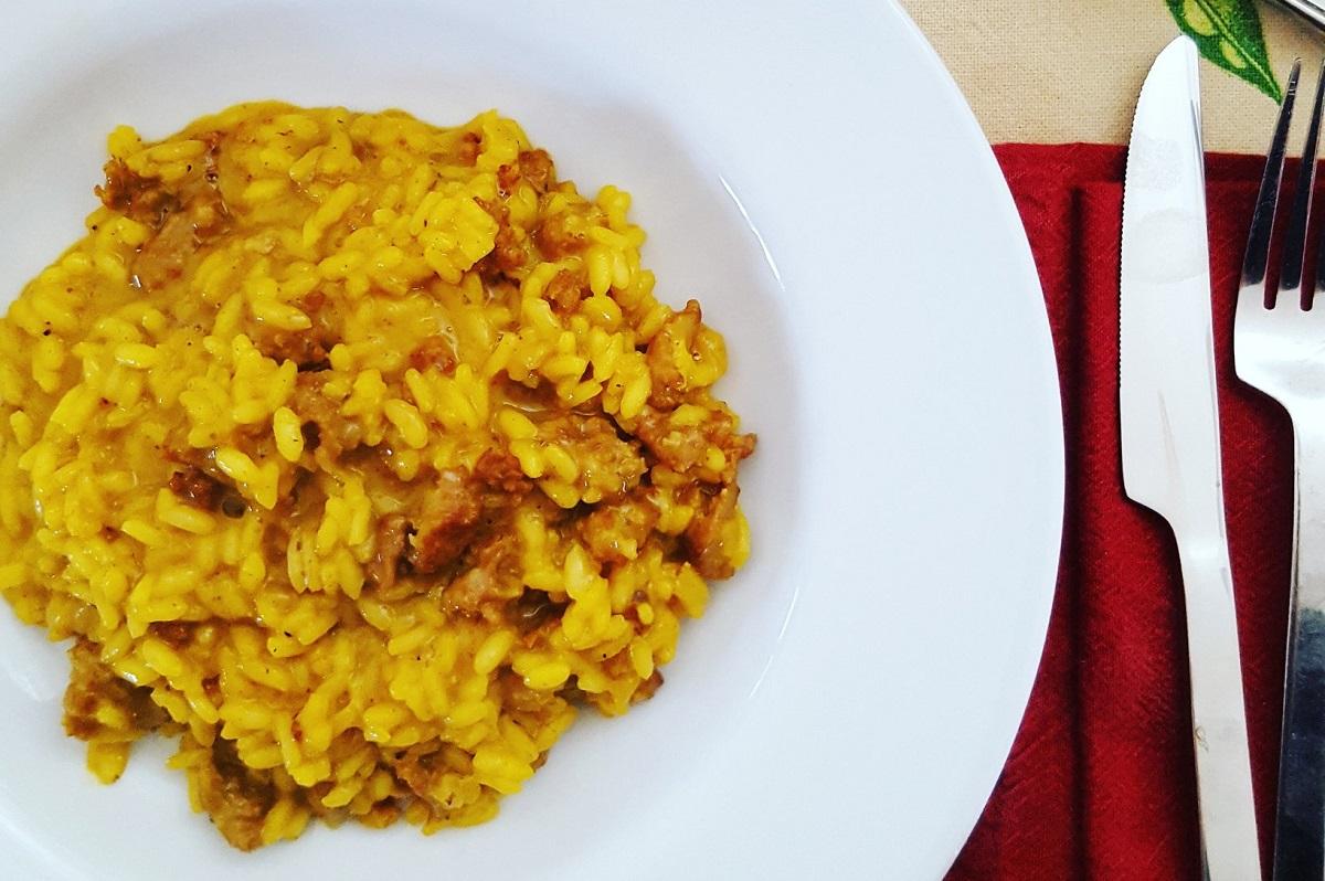 Risotto alla monzese ricetta originale