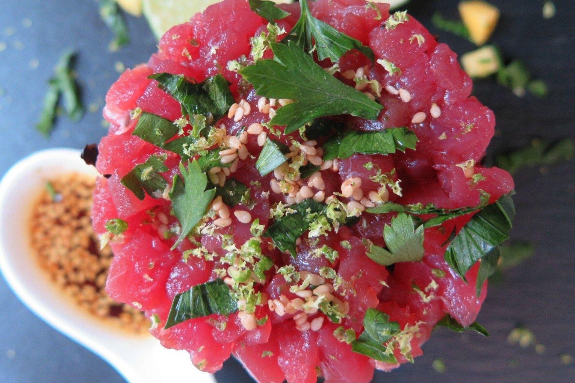 tartare di tonno ricetta originale