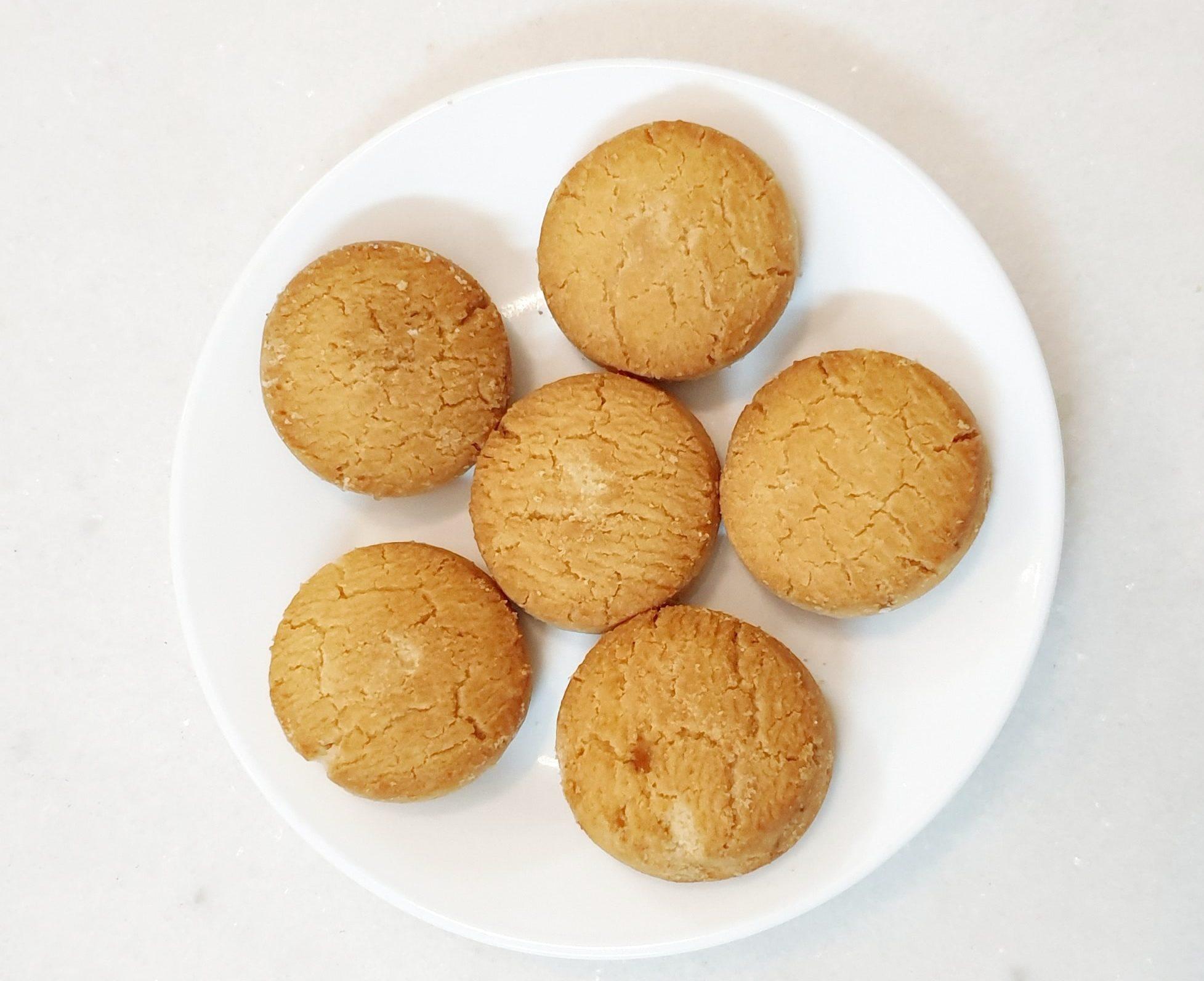 Biscotti dietetici alle mele