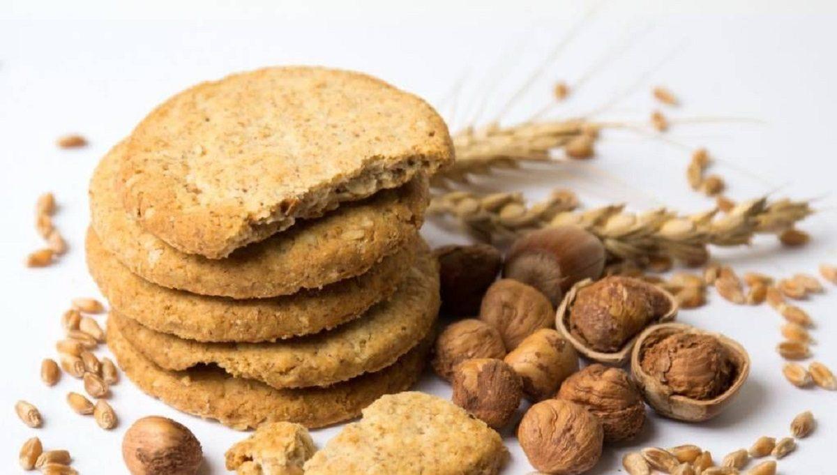 Biscotti dietetici integrali ricetta classica