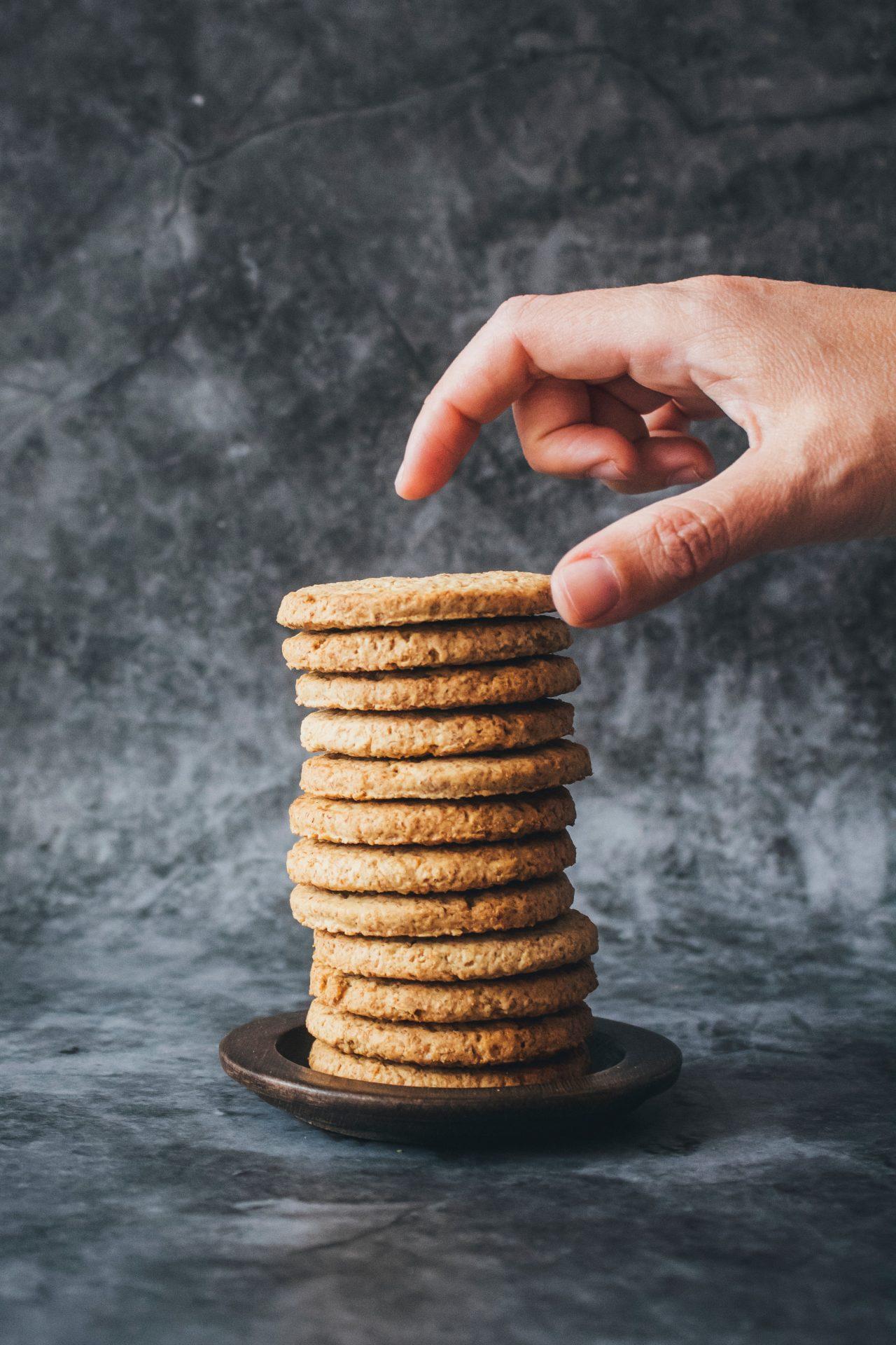 Biscotti dietetici senza burro