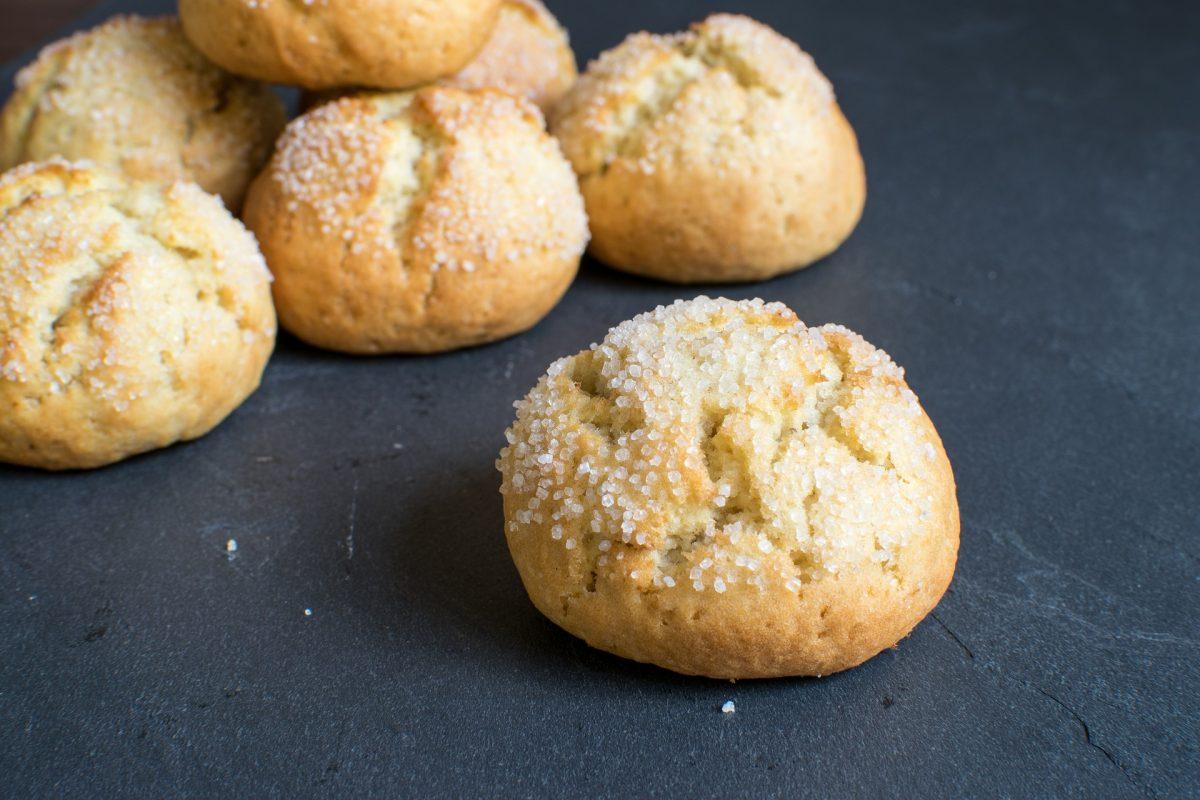 Biscotti dietetici senza glutine