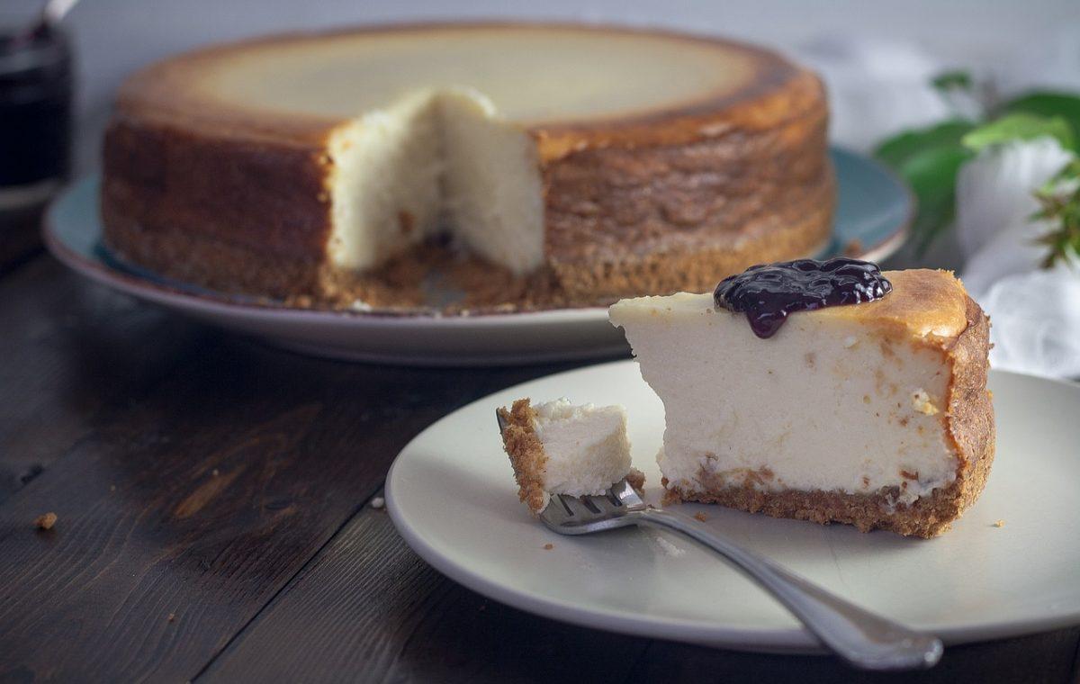 cheesecake invernale con bimby