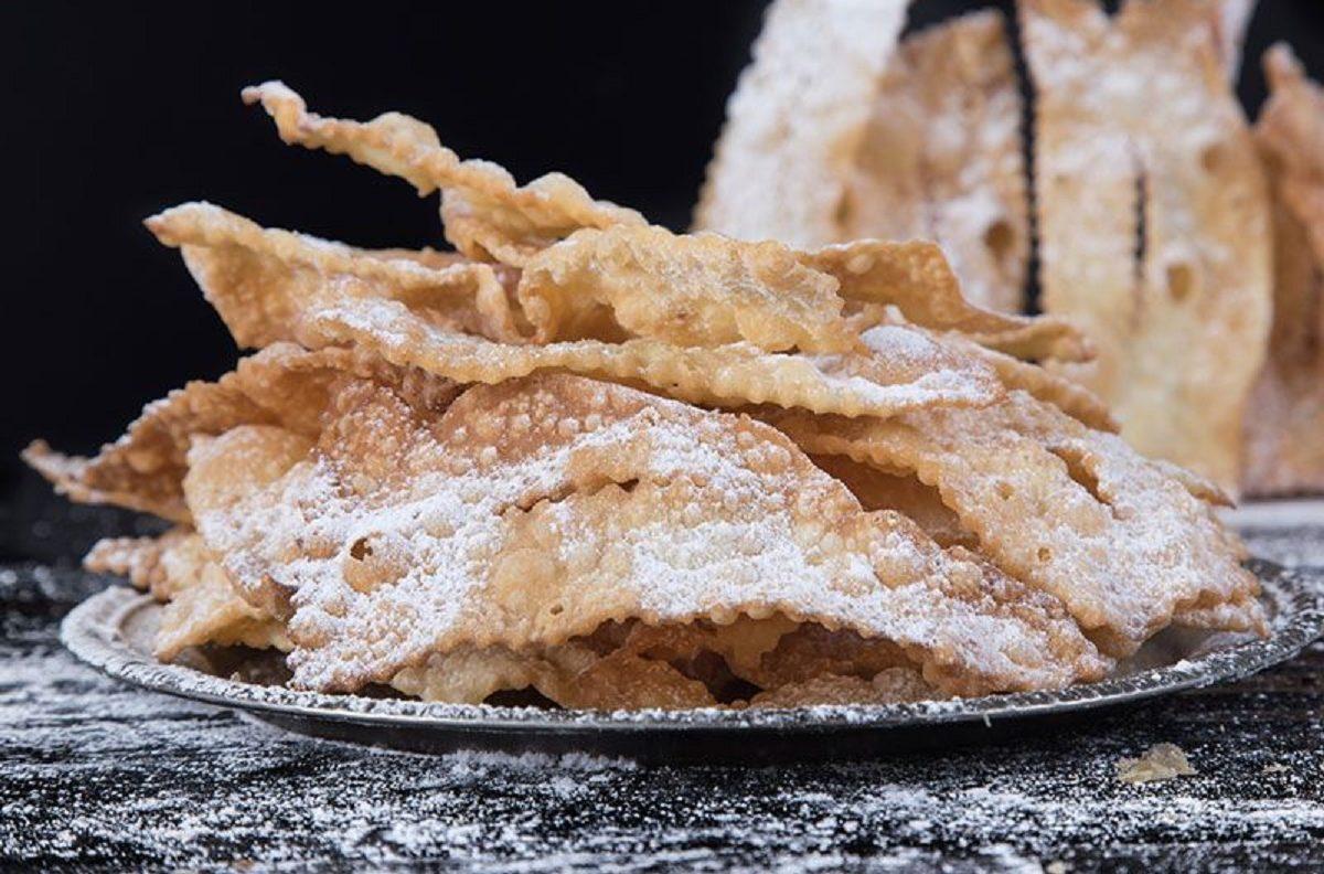 dolci di carnevale al forno non fritti