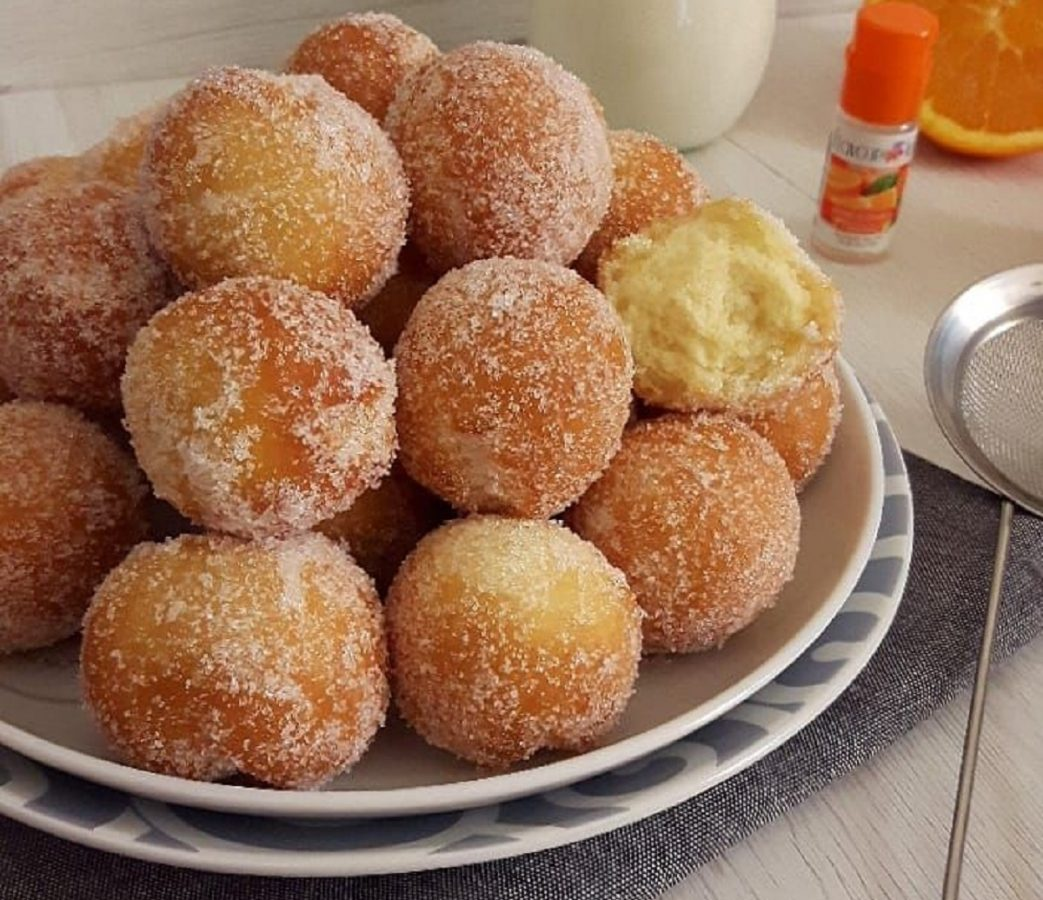 dolci di carnevale veneziani castagnole