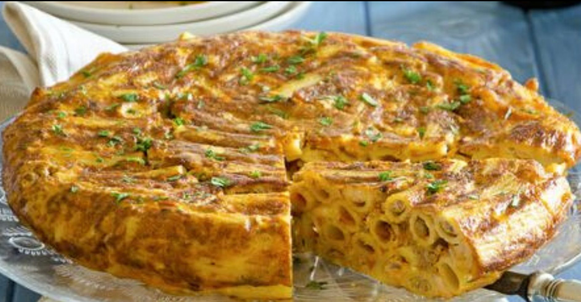 Frittata di maccheroni napoletana: storia e ricetta