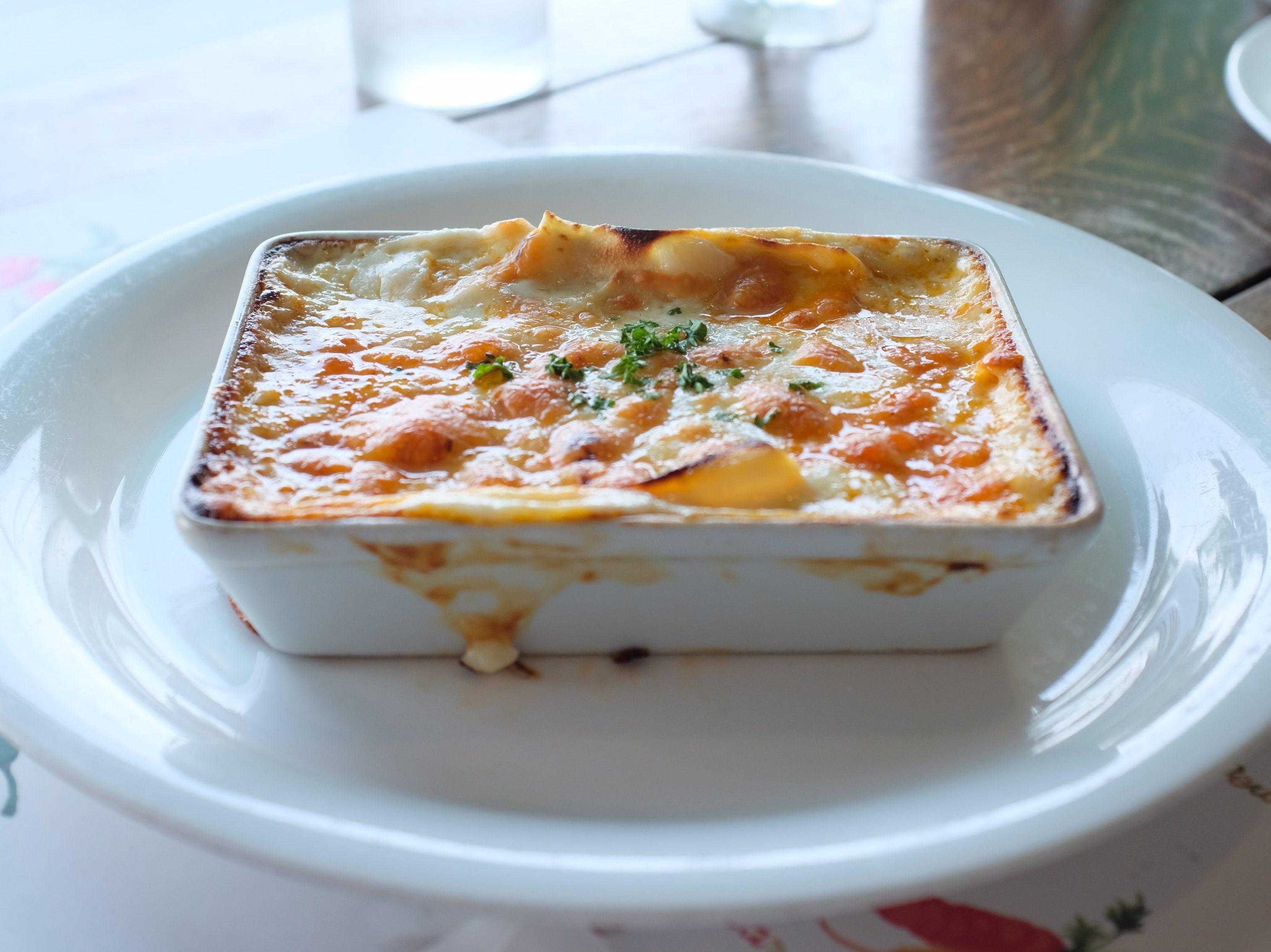 Lasagne light ai peperoni