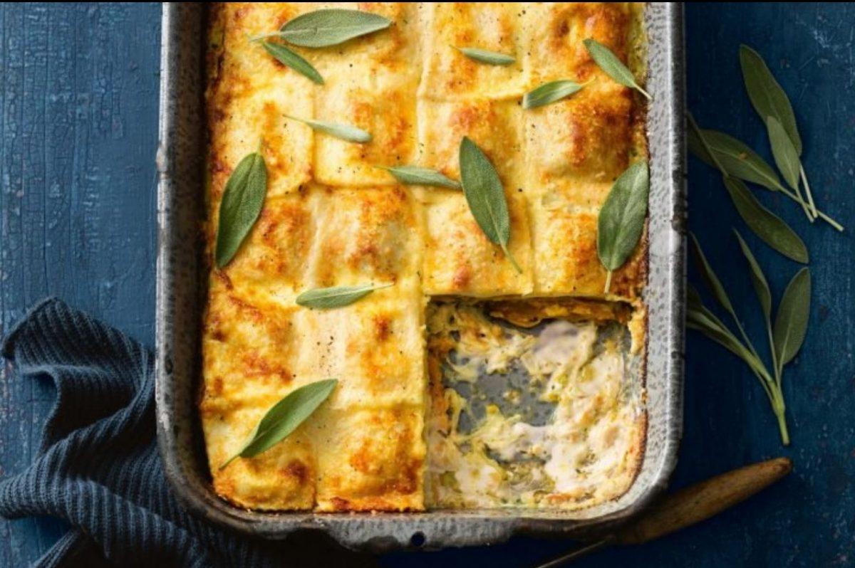 lasagne light con verdure