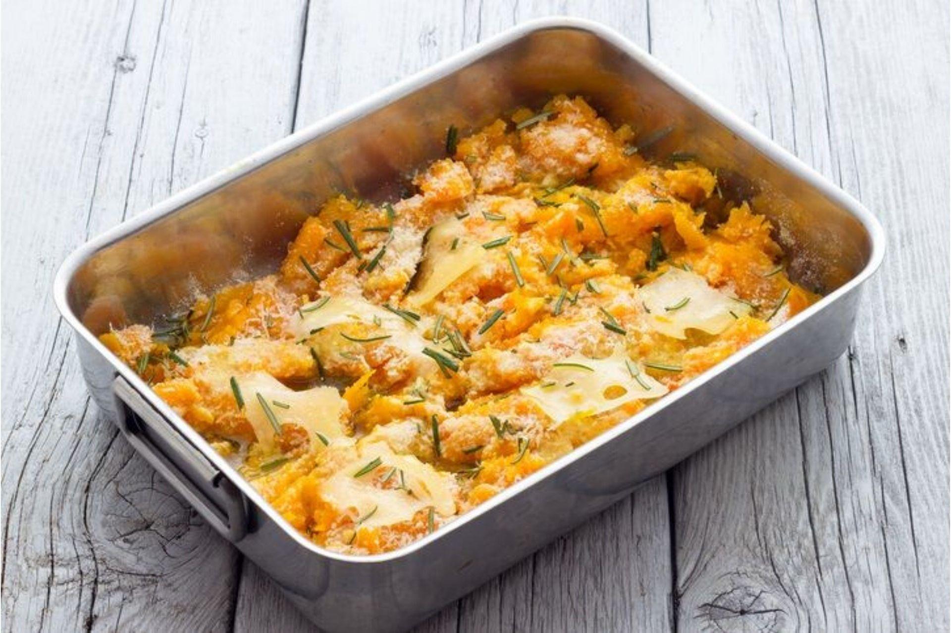 lasagne light con verdure invernali