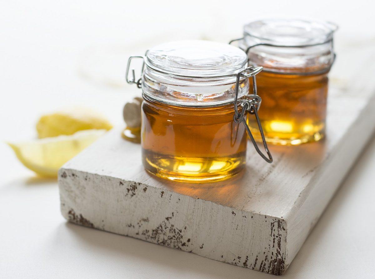 miele per la tosse secca