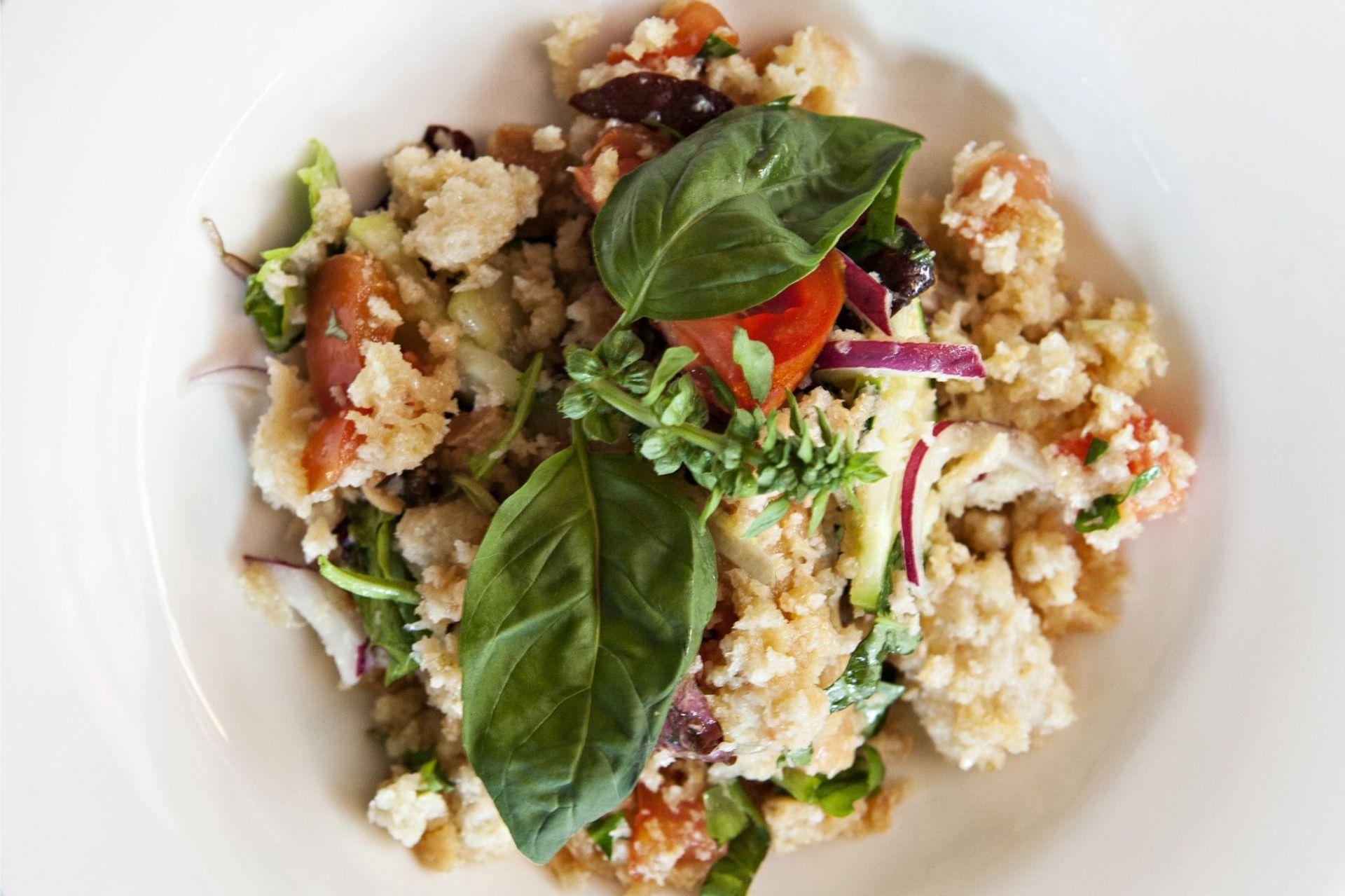 panzanella umbra ricetta