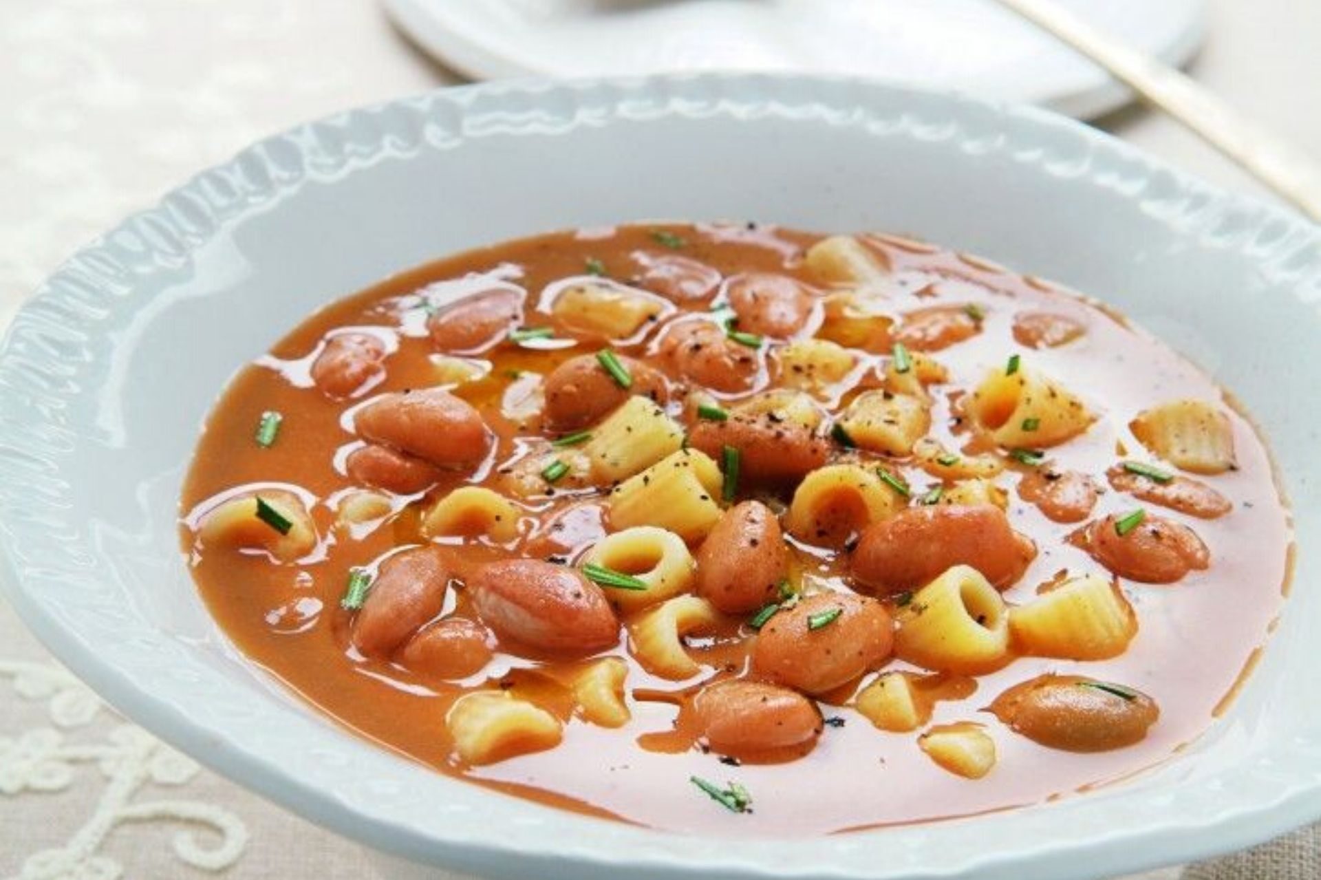 Pasta e fagioli alla veneta: ricetta originale della tradizione