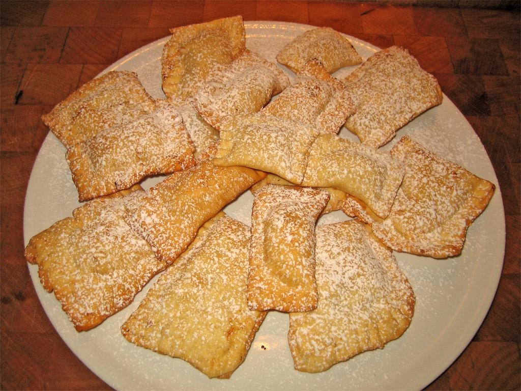 Ravioli dolci di ricotta al forno Bimby